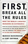 First, Break all the Rules, Summary