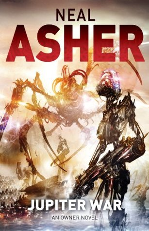 Jupiter War by Neal Asher