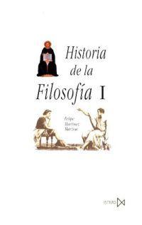 Historia de la filosofía I: Filosofía antigua y medieval
