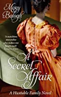 A Secret Affair: Number 5 in series (Huxtable Quintet)
