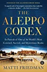 The Aleppo Codex:...
