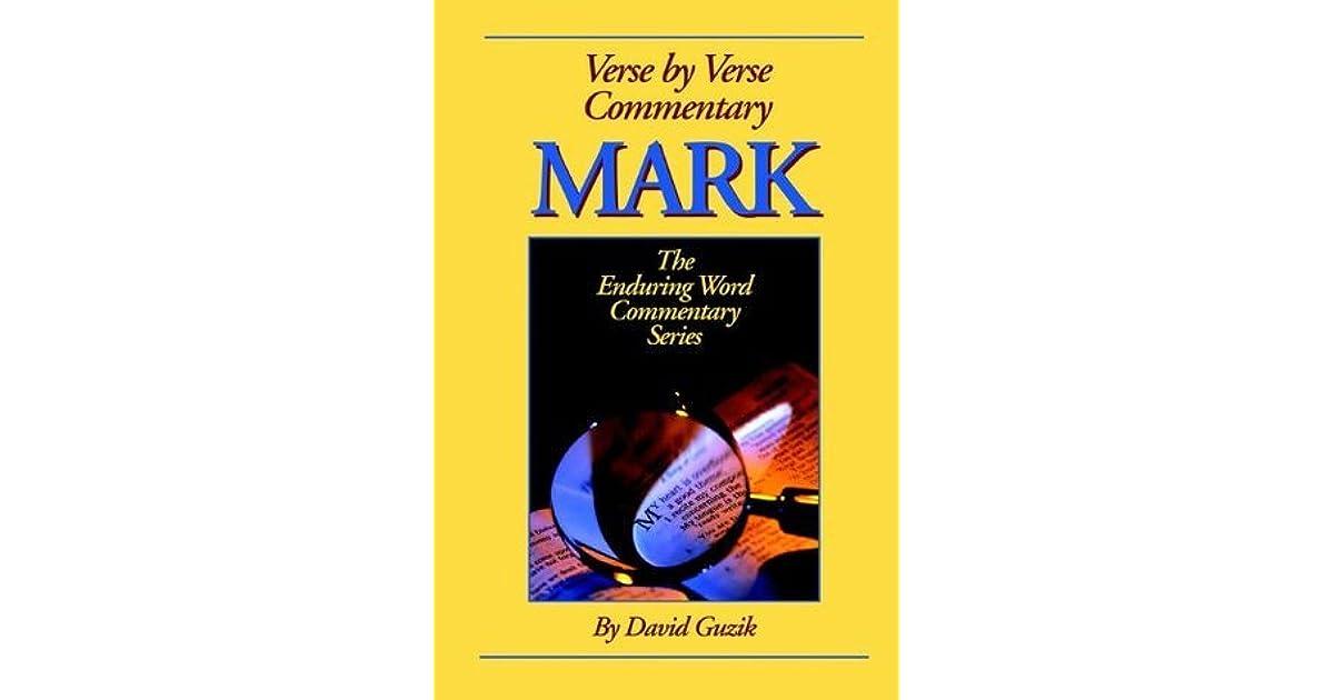 Mark by David Guzik