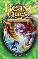Blaze The Ice Dragon (Beast Quest: Amulet of Avantia, #23)
