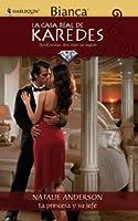 La princesa y su jefe (La Casa Real de Karedes) (Spanish Edition)