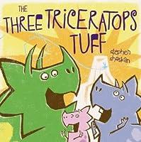 Three Triceratops Tuff