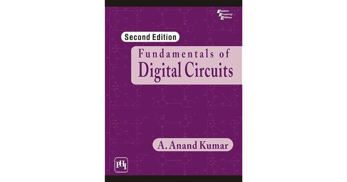 Anand Kumar Digital Electronics Ebook