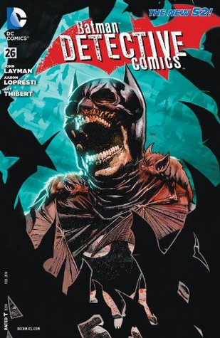 Batman Detective Comics #26