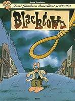 Blacktown (Jussi Jäniksen ihmeelliset seikkailut, #1)