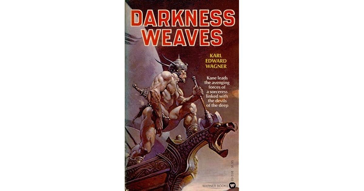 kane books by karl edward wagner