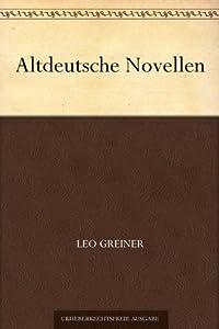 Altdeutsche Novellen