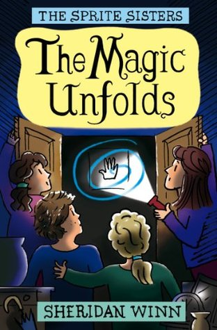 The Sprite Sisters: The Magic Unfolds (Vol 2)