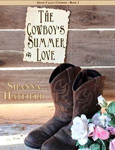 The Cowboy's Summer Love (Grass Valley Cowboys #3)