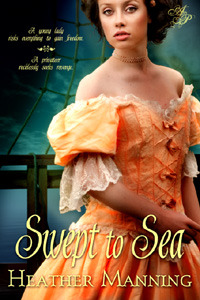 Swept to Sea  by Heather Manning (4 star review)
