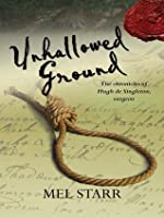 Unhallowed Ground (The Chronicles of Hugh De Singleton, Surgeon, #4)