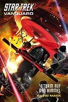 Star Trek - Vanguard 8: Sturm auf den Himmel (German Edition)