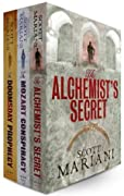 The Alchemist's Secret / The Doomsday Prophecy / The Mozart Conspiracy