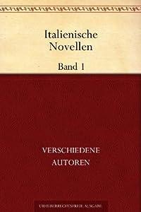 Italienische Novellen, Band 1
