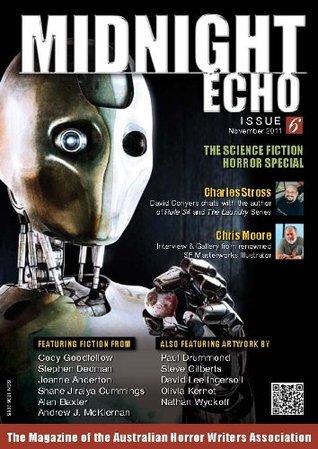 Midnight Echo Issue 6 (Midnight Echo magazine)