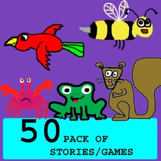 50 Pack Stories/Games (Children's Picture Books)