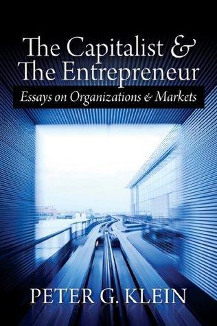The Capitalist and the Entrepreneur (LvMI)