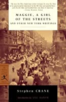 Maggie, a Girl of the Streets and Other New York Writings