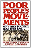 Poor People's Movements: Why They Succeed, How They Fail (Vintage)