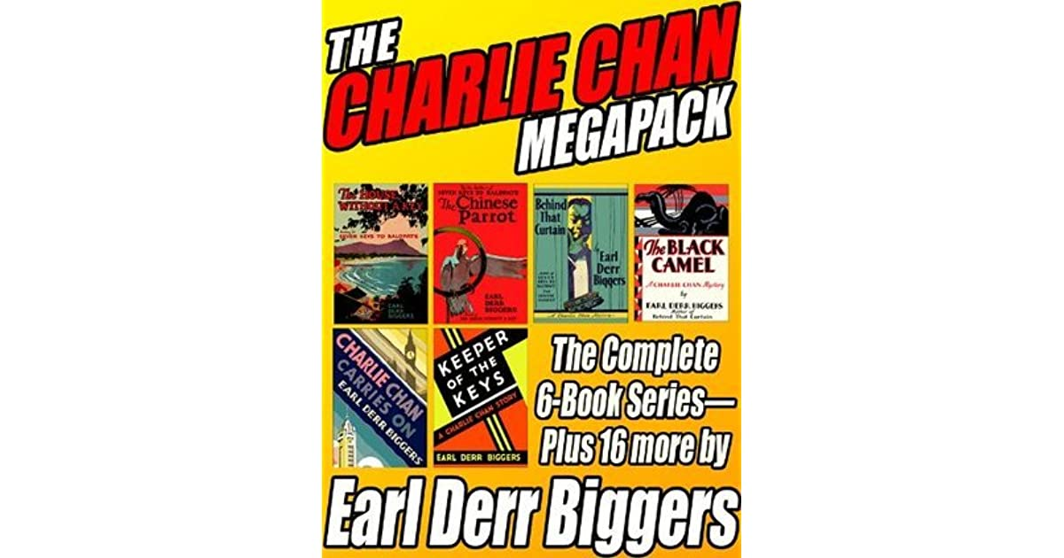 The Charlie Chan Megapack By Earl Derr Biggers