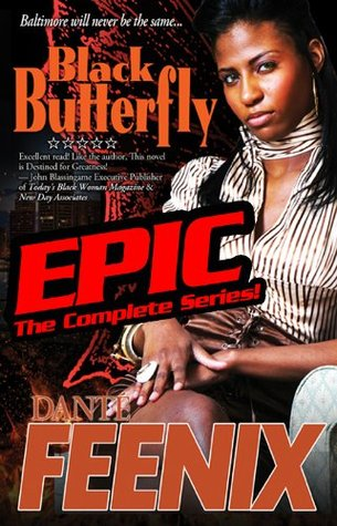 Black Butterfly EPIC: Complete Series (All 5 books in one)