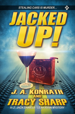 Jacked Up! (The Leah Ryan Mysteries)
