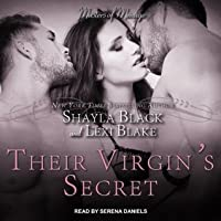Their Virgin's Secret (Masters of Ménage, #2)