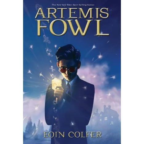 artemis fowl a summary