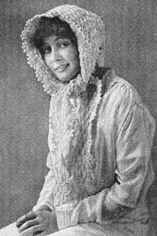 NUBIA SCARF - Vintage 1916 ...