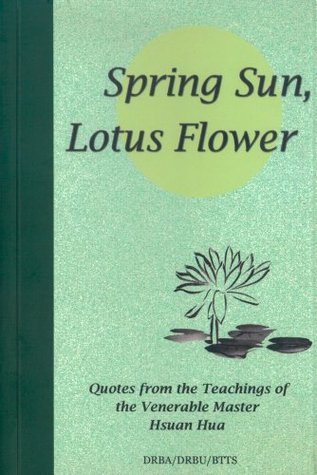 Spring Sun, Lotus Flower Quotes from the Teachings of ...