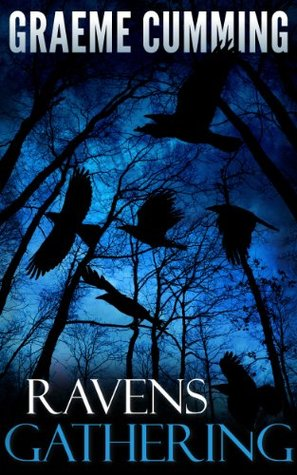 Ravens Gathering by Graeme Cumming