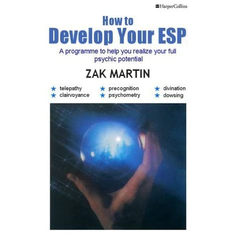 How to Develop your ESP by Zak Martin (5 star ratings)