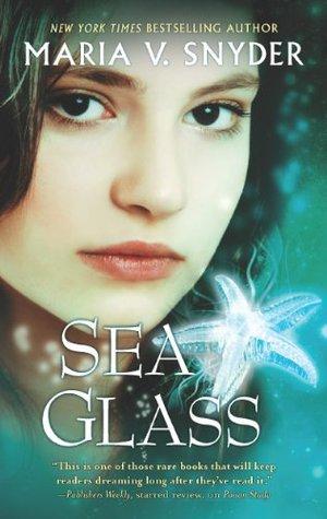 Sea Glass Glass 2 By Maria V Snyder