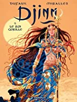 Djinn - tome 9 - Le roi gorille (French Edition)
