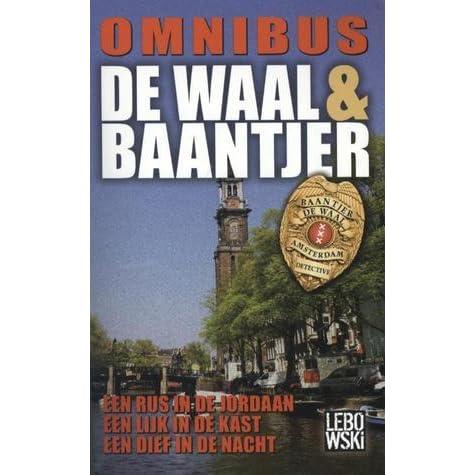 Omnibus De Waal Baantjer By Simon De Waal