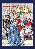 Borgia (Borgia, #1-4)