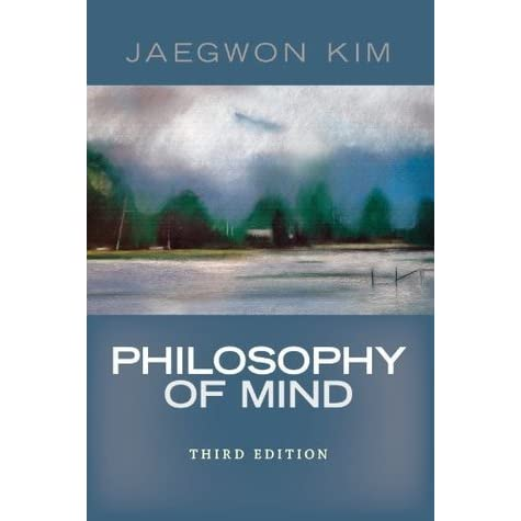 philosophy of the mind Guide to the philosophy of mind since 1997 i have been philosophy of mind editor for the stanford encyclopedia of philosophy, with coeditors daniel stoljar (since 2003), susanna siegel (since 2013), and alex byrne, amy kind, and jeff speaks (since 2015.