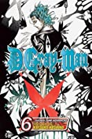 D.Gray-man, Vol. 6: Delete