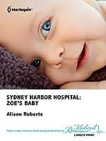 Sydney Harbor Hospital: Zoe's Baby