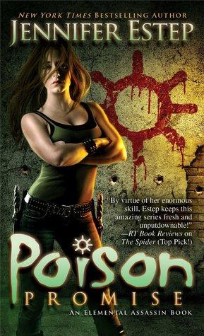 Poison Promise (Elemental Assassin, #11)