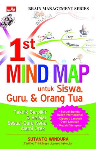1st Mind Map Untuk Siswa Guru Dan Orang Tua By Sutanto Windura
