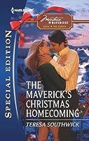 The Maverick's Christmas Homecoming