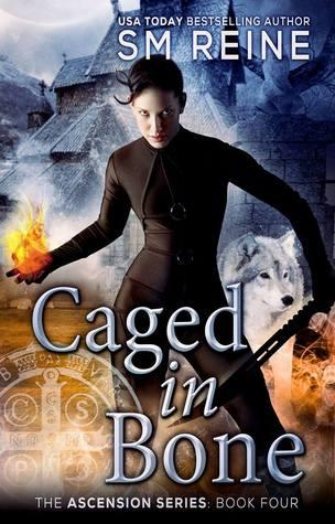 Caged in Bone by S.M. Reine