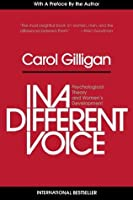 carol gilligan in a different voice pdf