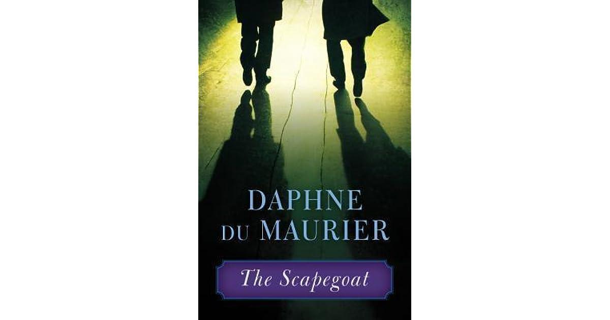 daphne du maurier the scapegoat book