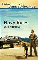 Navy Rules (Harlequin Super Romance)