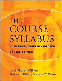 The Course Syllabus: A Learning-Centered Approach (JB - Anker)